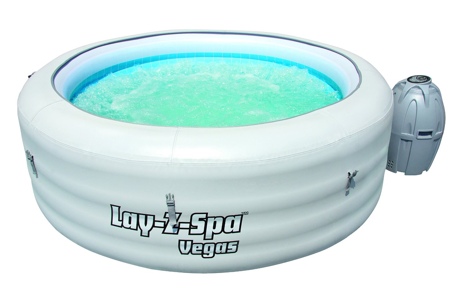 vegas hot tub by lay z spa for hire from swindon hot tub hire. Black Bedroom Furniture Sets. Home Design Ideas
